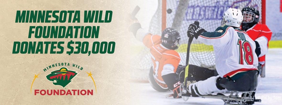 WILD FOUNDATION DONATES  $30,000 IN CENTRAL IOWA