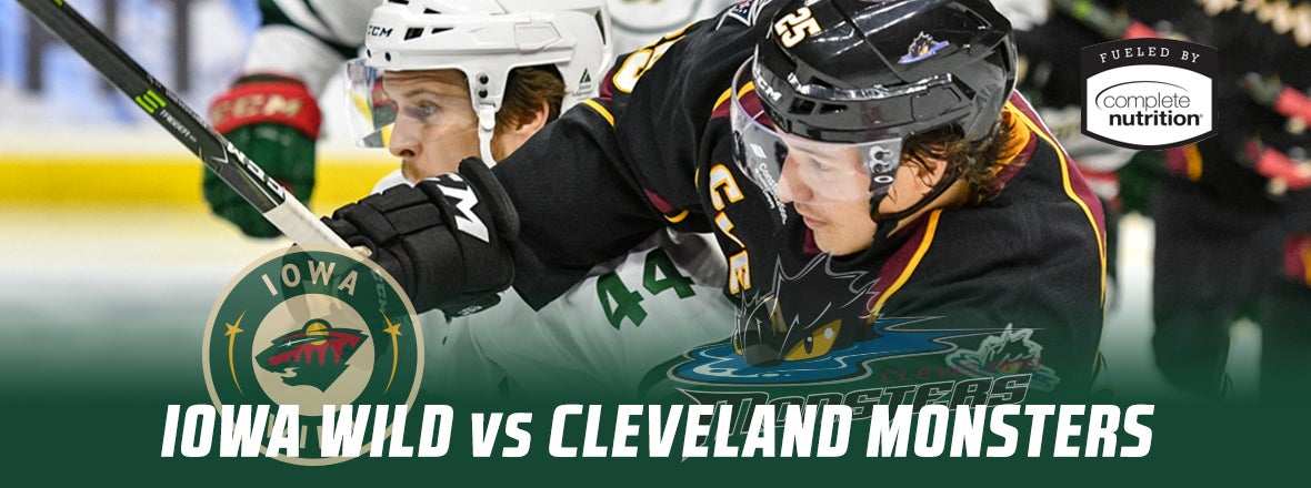 GAME PREVIEW - CLEVELAND AT IOWA 11.11.17