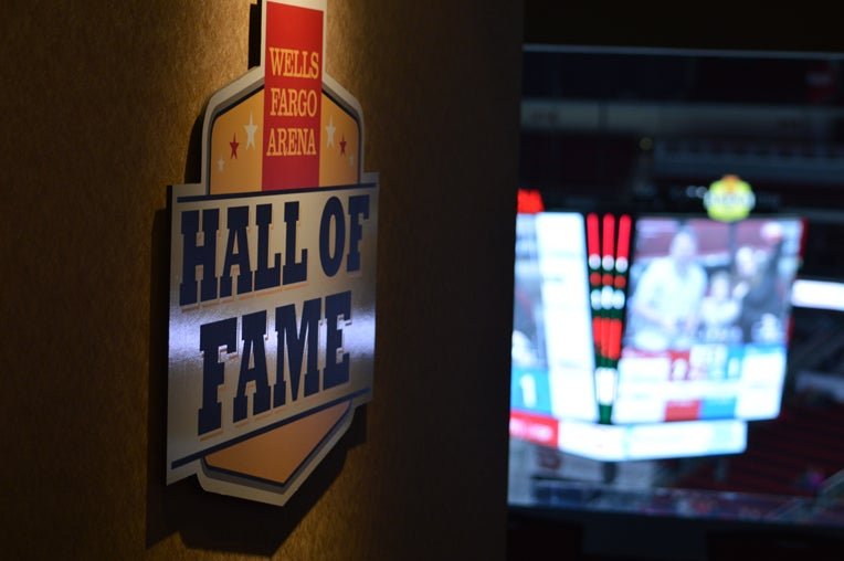Hall of Fame Suite