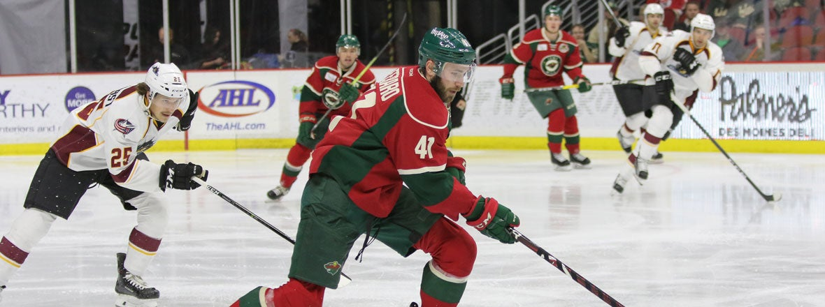 WILD EDGES MONSTERS 3-2 IN SHOOTOUT