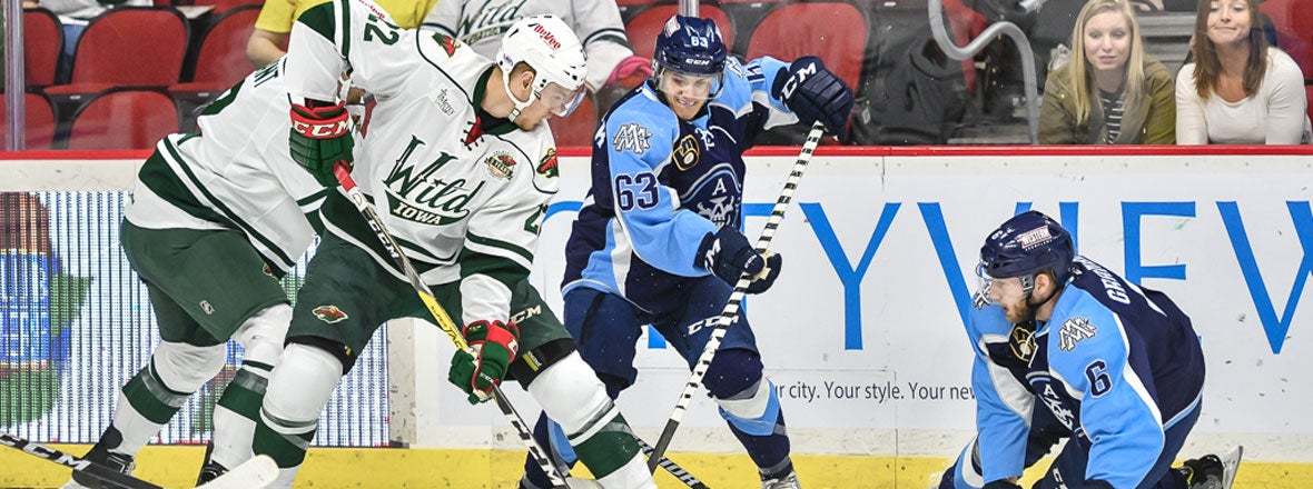 LATE SURGE FALLS SHORT, ADMIRALS WIN 5-4