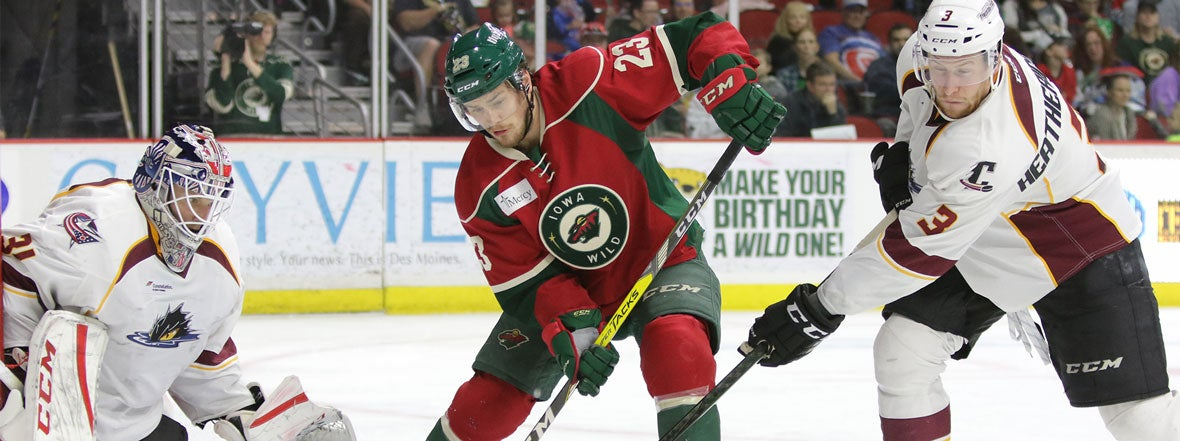 WITOSKY'S IOWA WILD SEASON PREVIEW