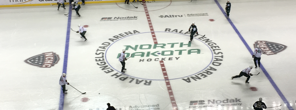 WILD AND MOOSE SET TO MEET IN GRAND FORKS FRIDAY