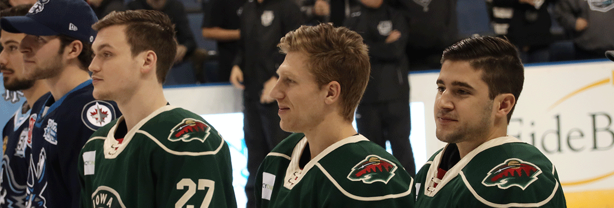 WILD ALL-STARS HELP WESTERN CONFERENCE TO SKILLS COMPETITION VICTORY