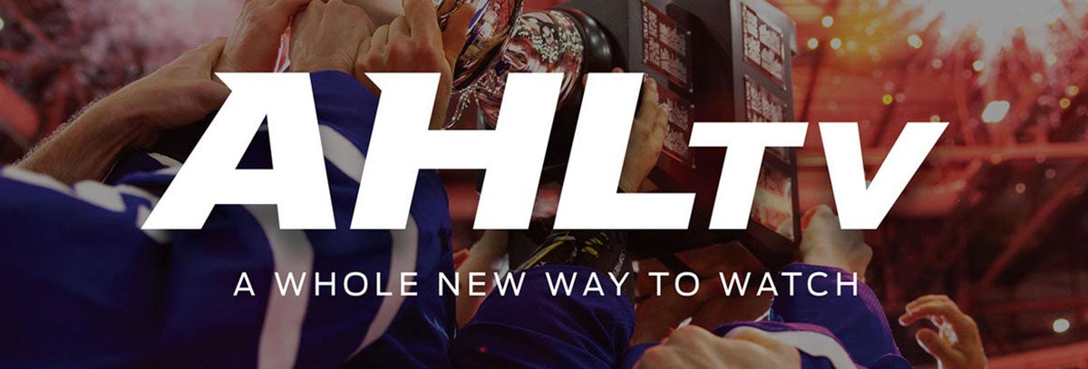 AMERICAN HOCKEY LEAGUE PARTNERS WITH HOCKEYTECH TO LAUNCH NEW STREAMING PLATFORM