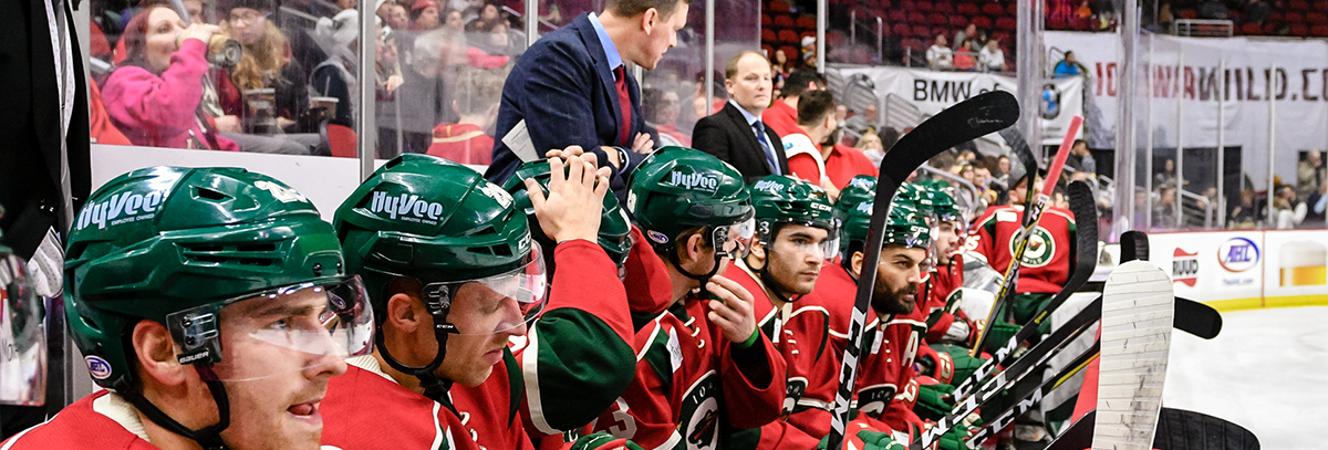WILD PAIR ANALYTICS WITH COACHES' INSTINCTS TO GET MOST OUT OF PLAYERS