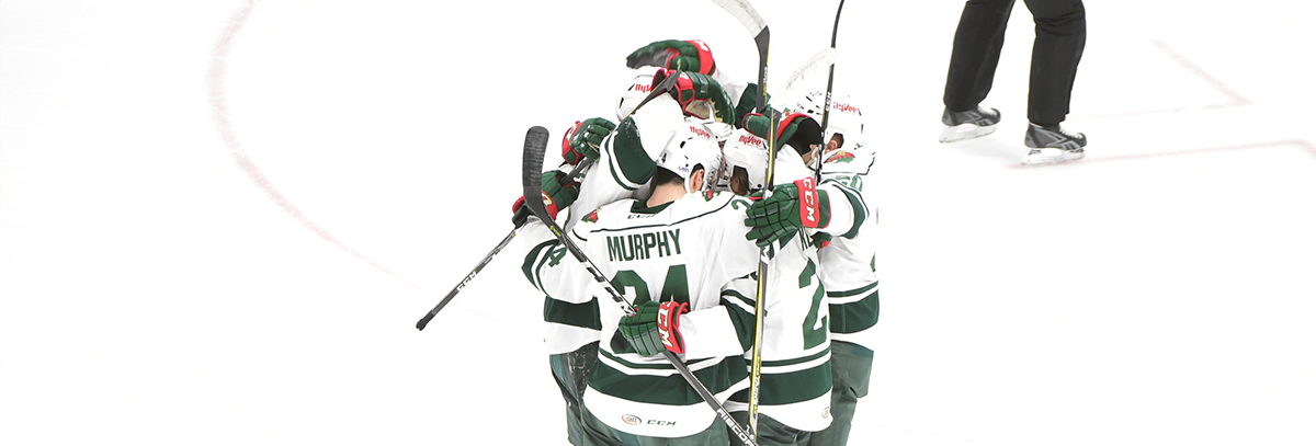 IOWA DEFEATS CLEVELAND 3-1 AHEAD OF AHL ALL-STAR BREAK