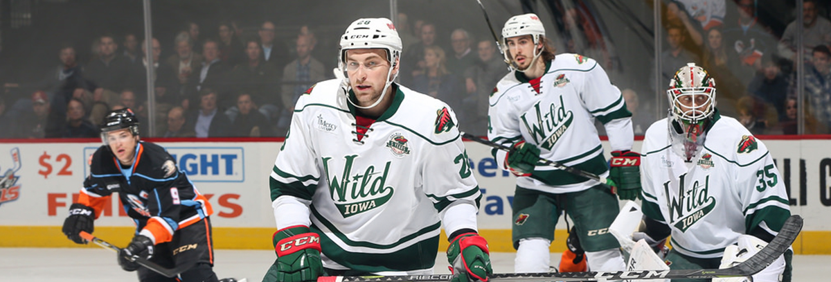 WILD HEADS HOME AFTER 5-1 LOSS TO GULLS