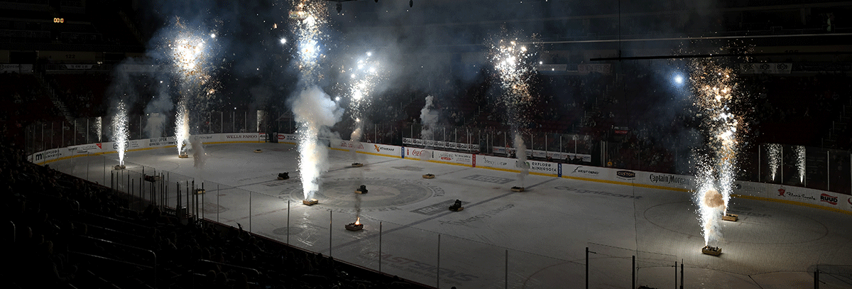 IOWA DEFEATS CHICAGO 3-1 ON NEW YEAR'S EVE
