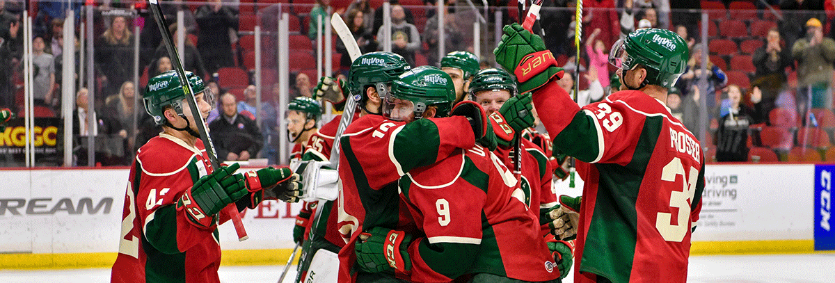 CAPTAIN CAL O'REILLY LEADS WILD TO 2-1 VICTORY OVER CHICAGO