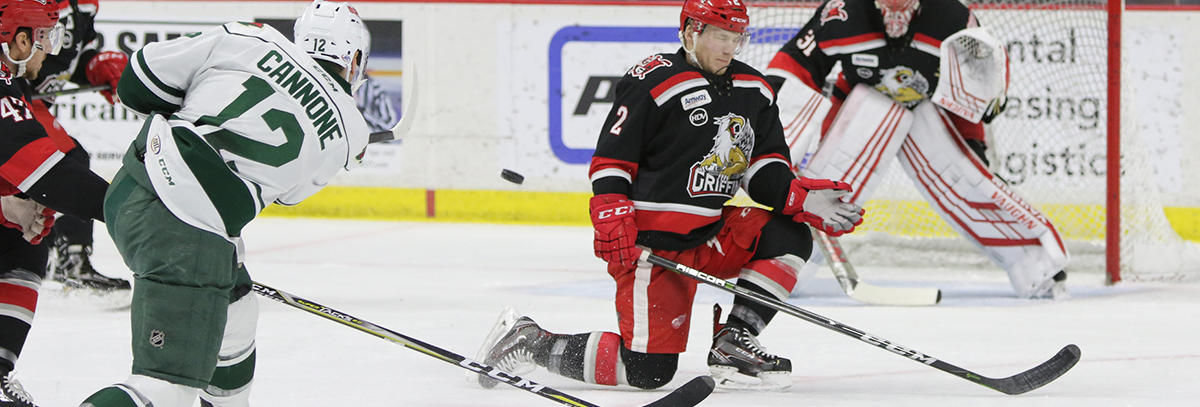 WILD FALLS TO GRIFFINS 3-2 IN THE SHOOTOUT