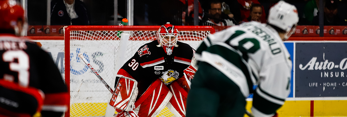 WILD STUNS GRIFFINS WITH 2-1 VICTORY