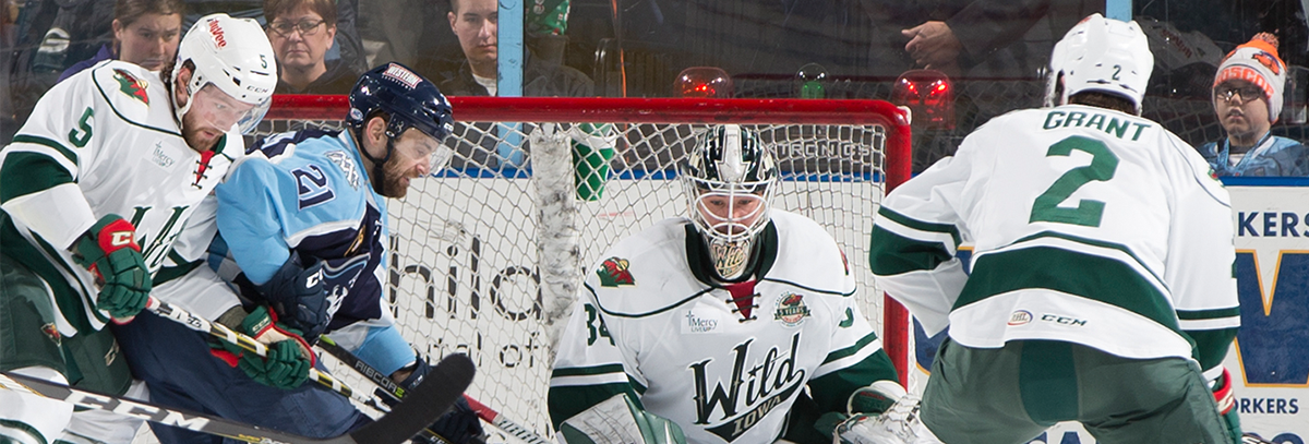 IOWA FALLS 4-3 IN BACK-AND-FORTH AFFAIR AT MILWAUKEE