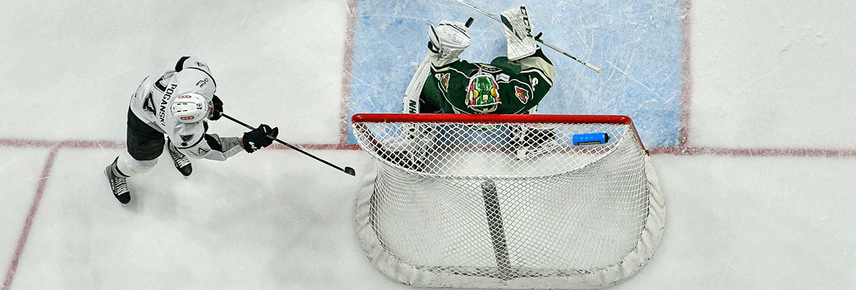 DEFENSE SHINES IN WILD'S 4-0 WIN AGAINST RAMPAGE