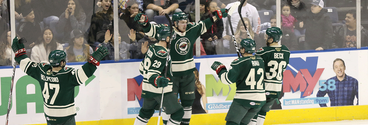 WILD OUSTS HEAT IN A 4-3 OVERTIME THRILLER