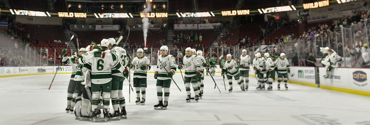 IOWA WILD EXTENDS WINNING STREAK TO THREE GAMES WITH 4-3 VICTORY AGAINST TEXAS