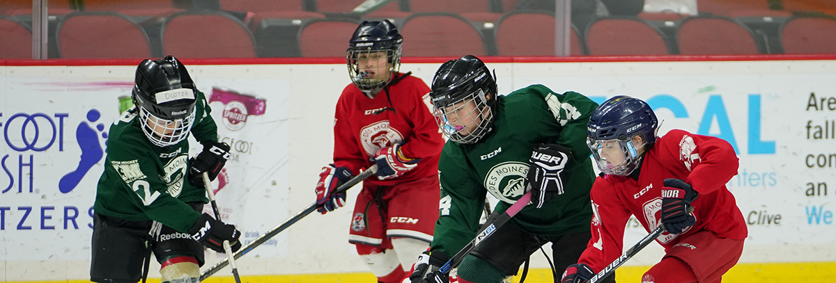 IOWA WILD LAUNCHES JUNIOR CRASH COURSE FOR SECOND SEASON