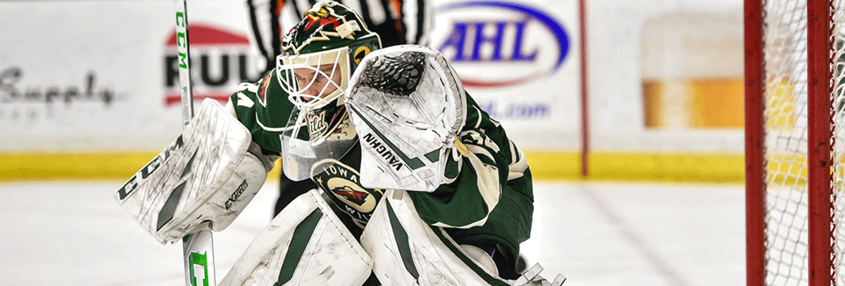 IOWA WILD ANNOUNCES ROSTER MOVES