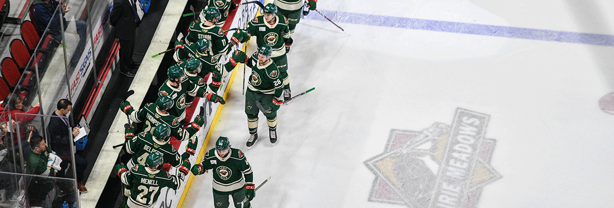 DIFFERENCES ARE WHAT MAKES WILD'S FOURTH LINE CLICK