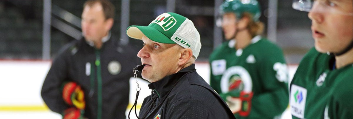 DEREK LALONDE NAMED ASSISTANT COACH WITH TAMPA BAY | Iowa Wild