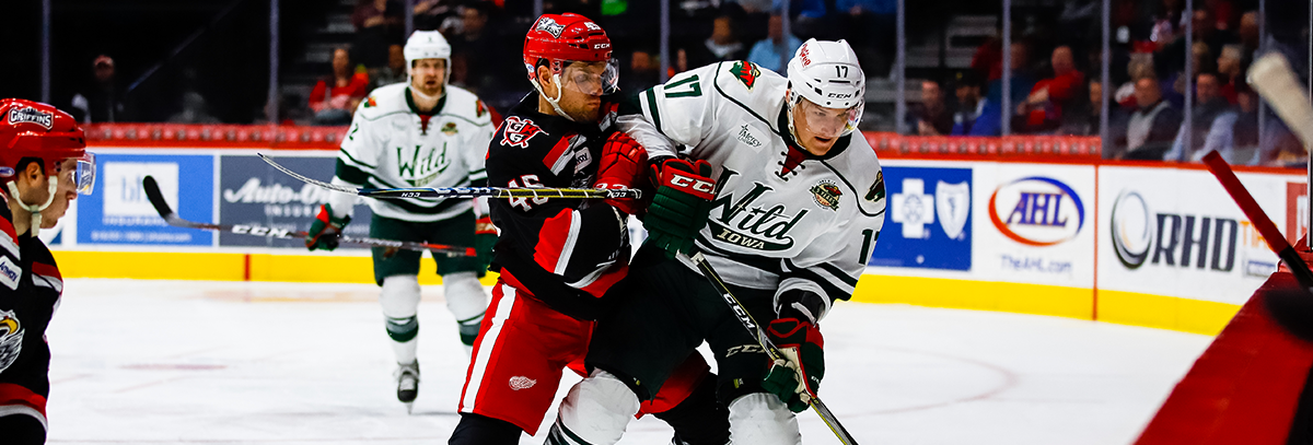 THE GRIND: AN INSIDE LOOK AT LIFE ON THE ROAD WITH IOWA WILD