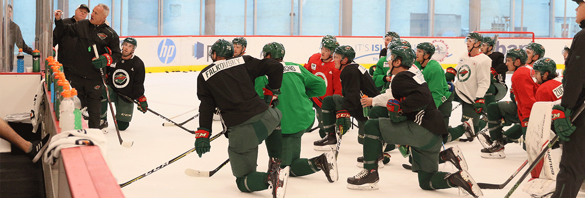 IOWA WILD ANNOUNCES TRAINING CAMP ROSTER AND SCHEDULE