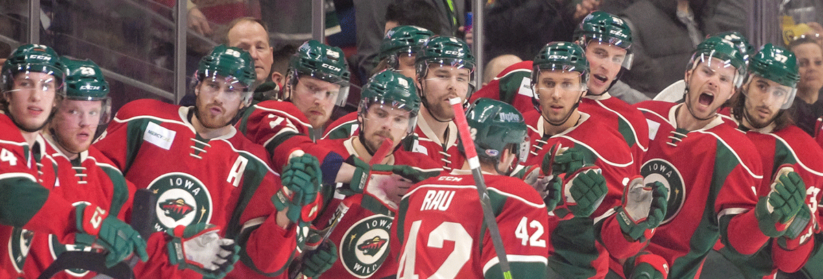 VETERANS HAVE PROVED KEY TO WILD IN CHASE FOR FIRST PLAYOFF APPEARANCE