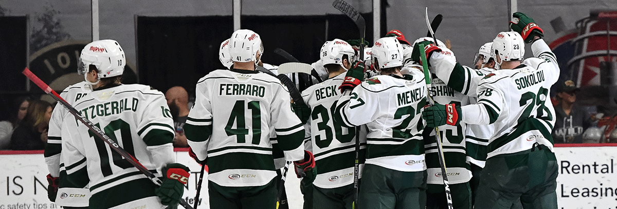 FRIDAY'S THRILLING 8-7 WIN AGAINST STOCKTON COULD BE BENCHMARK VICTORY FOR THE WILD