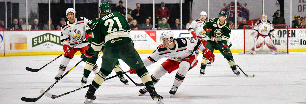 WILD BITTER AFTER LOSS TO GRAND RAPIDS, EYE UP WEEKEND SERIES WITH TEXAS