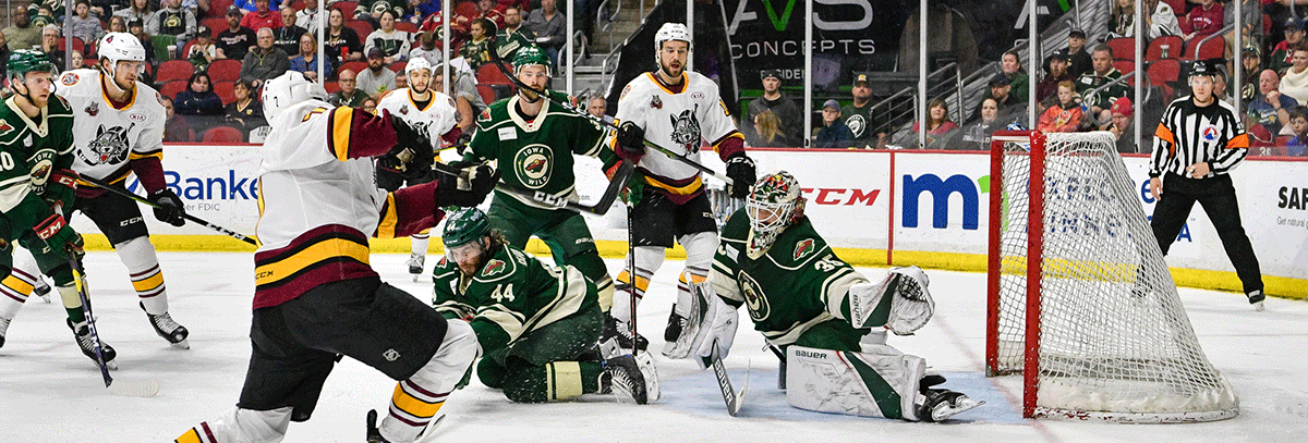 DEFENSE SHINES AS THE WILD CLIMBS BACK INTO CENTRAL DIVISION FINAL