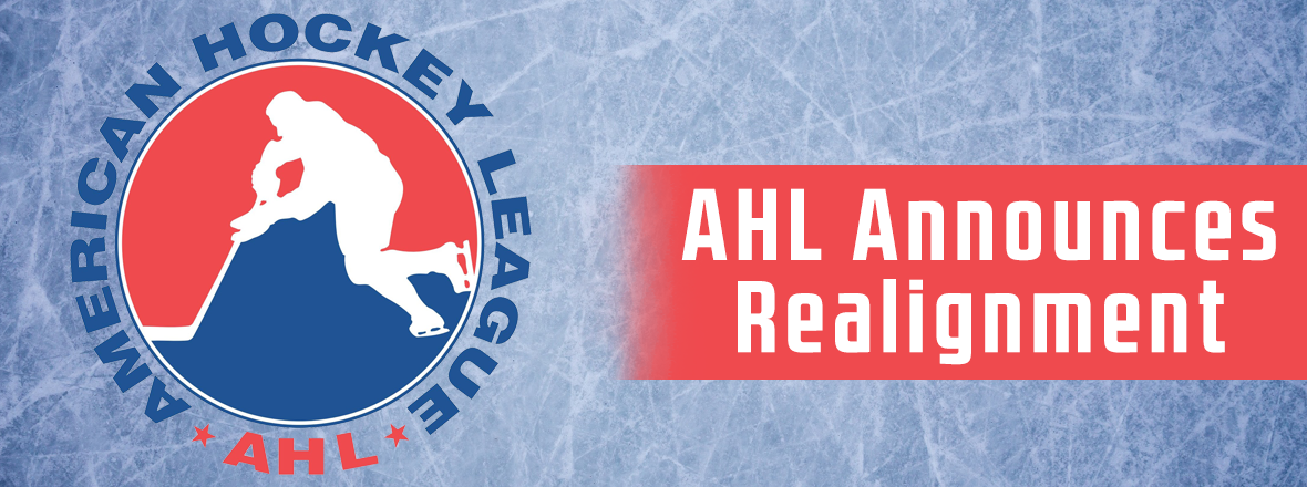 AHL Announces Realignment