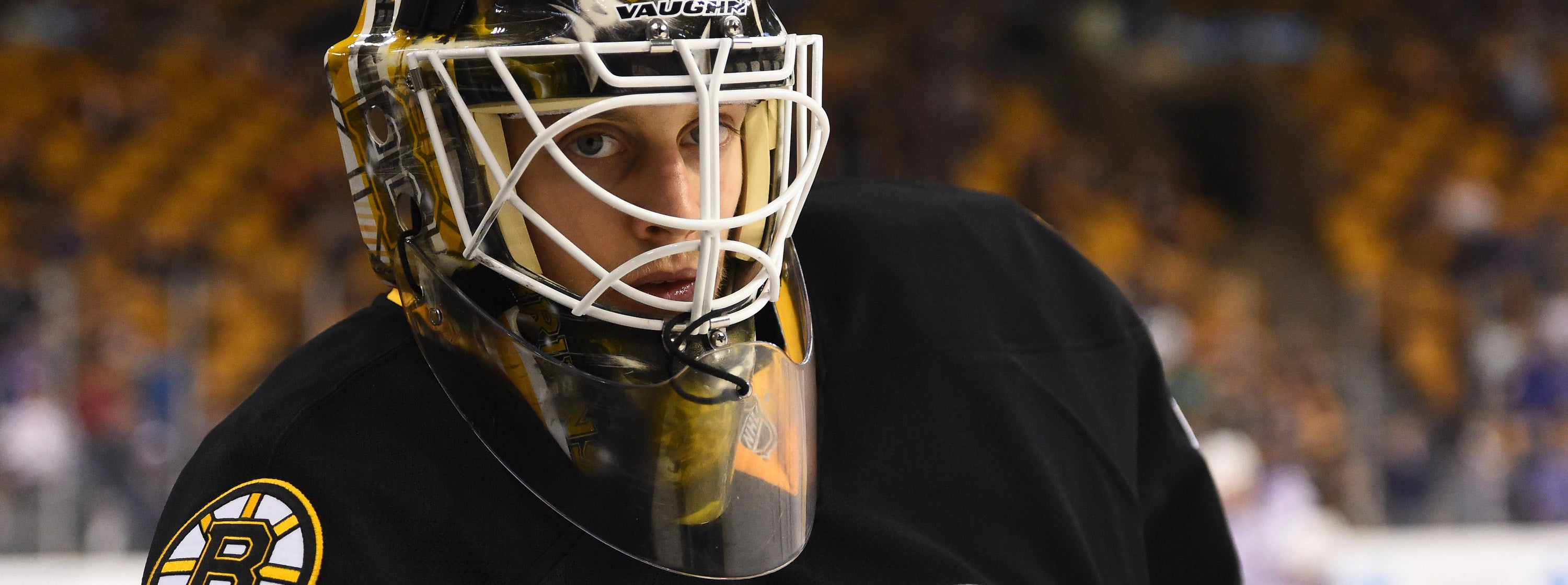 GOALIE SVEDBERG AGREES TO TERMS WITH WILD