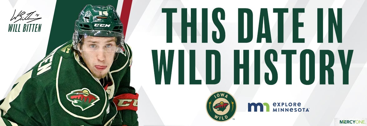 THIS DATE IN WILD HISTORY - MAY 13