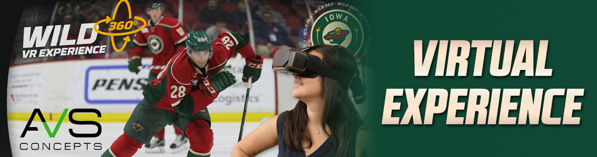 NEW VIRTUAL TOUR AMONG THE FIRST IN MINOR PRO SPORTS