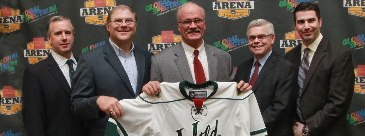 WILD OWNER LOVES FIVE-YEAR SUCCESS OF AHL FRANCHISE